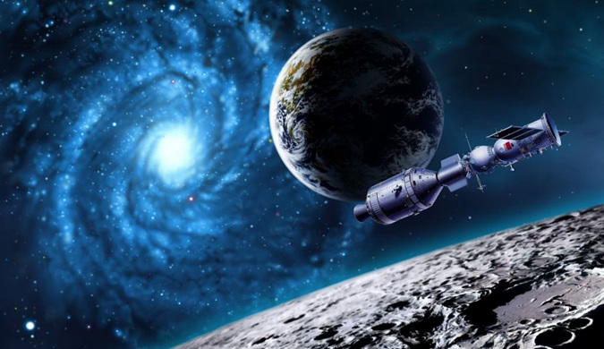 """卡西尼""""走了"""" 人类探索宇宙才刚刚开始"""