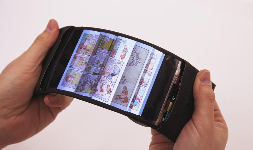 瞧瞧未来的智能手机会变成什么样