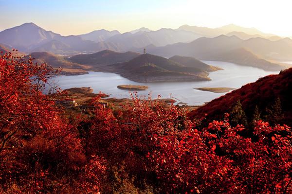 平谷金海湖——畅游水陆空