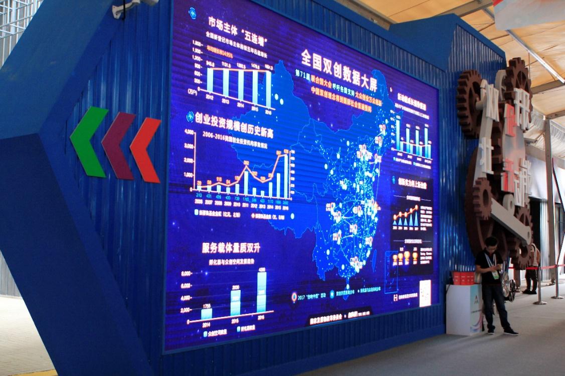 工业大数据亮相双创周 全方位赋能产业升级