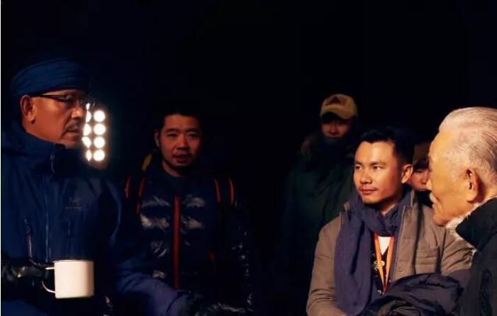 2013年姜文电影《一步之遥》请林佳俊担任B组执行导演-武林大会 导图片