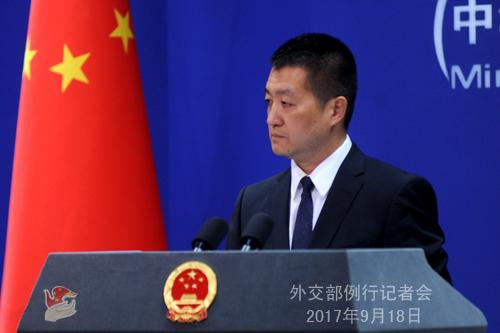 日本人涉嫌从事对华间谍活动被捕 中国外交部回应