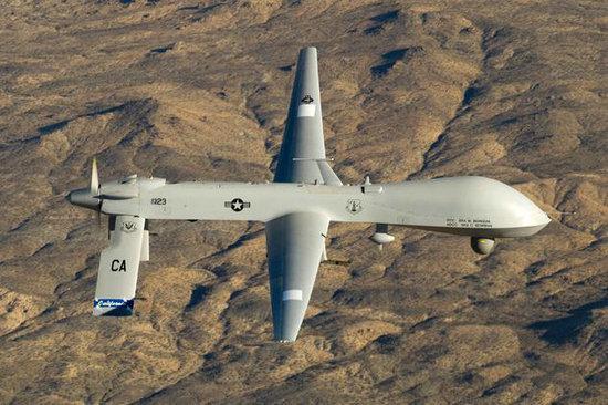 美军无人机空袭巴基斯坦 发射两枚导弹炸死3人