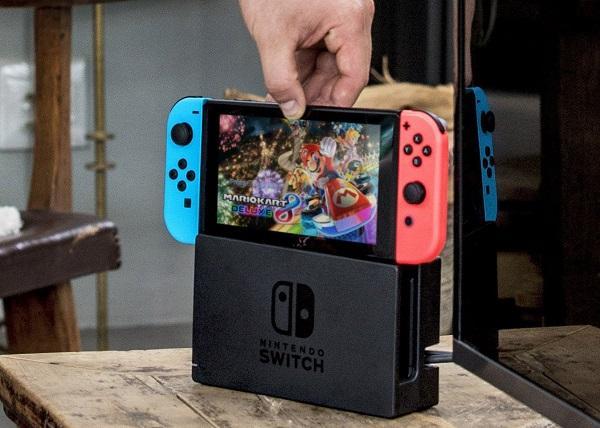 8月游戏主机销量报告:任天堂Switch再得第一