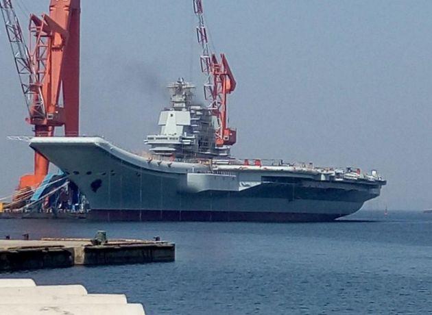 日本间谍九一八在华被捕 涉嫌中国航母情报?