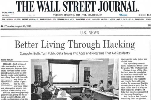 解放记者和编辑?机器人一年发表了850篇新闻
