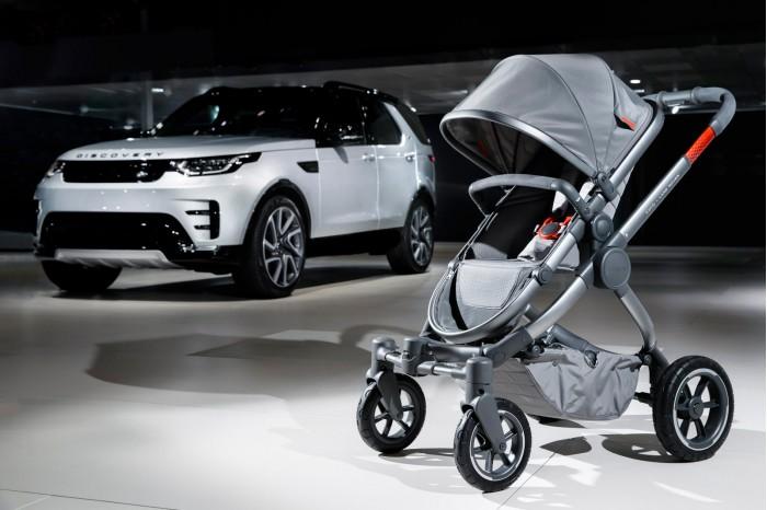 """路虎""""全地形""""婴儿车"""