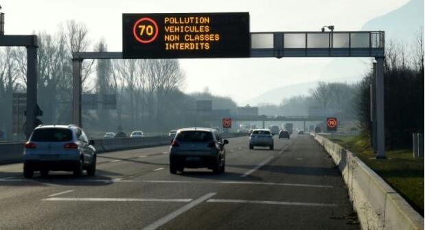 研究:柴油车排放物过量 每年恐致欧洲5000人死亡