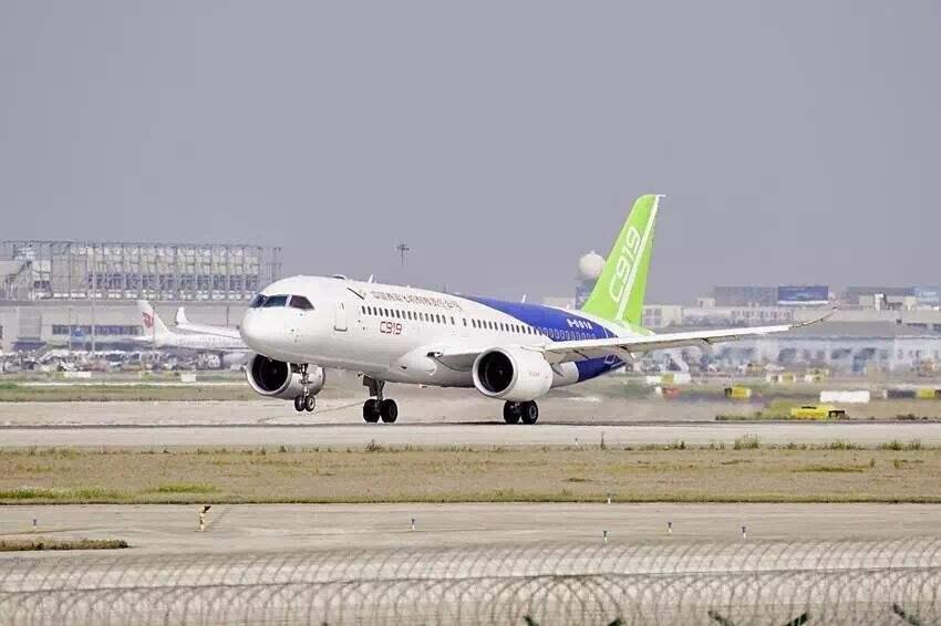 C919客机再签130架新订单 累计订单数达730架