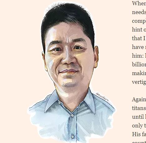 刘强东接受《金融时报》专访:我从来没卖过一件假货