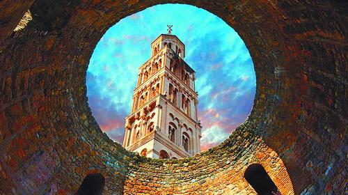 中世纪古风奇幻再现克罗地亚