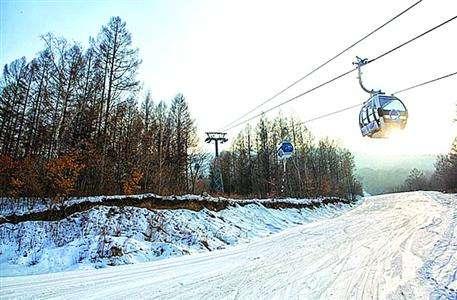 68%家庭滑雪者倾向度假村