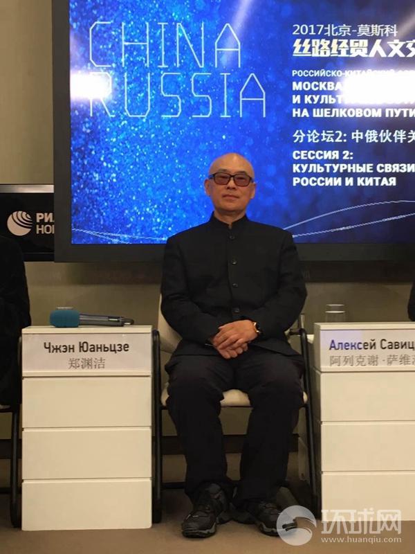 郑渊洁呼吁影视公司关注俄罗斯文学:这里是真正的金矿!