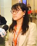 拼多多高级副总裁许丹丹接受外媒专访
