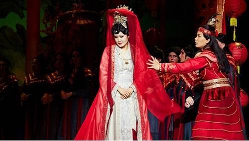 英媒:美版《红楼梦》在华上演 对华伸出文化橄榄枝