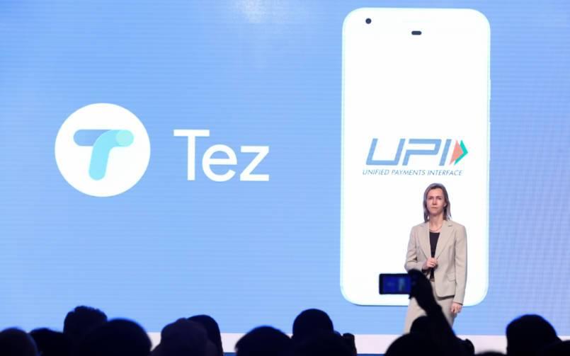"""谷歌印度推移动支付Tez,与""""印度支付宝""""竞争"""