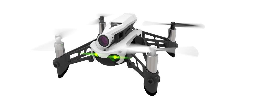 老坛装新酒:Parrot改造Mambo发力竞速无人机市场