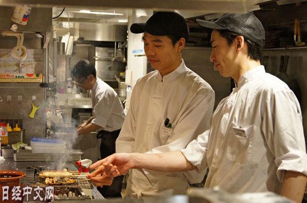日媒:中国留学生不再青睐居酒屋兼职 源于中国经济增长