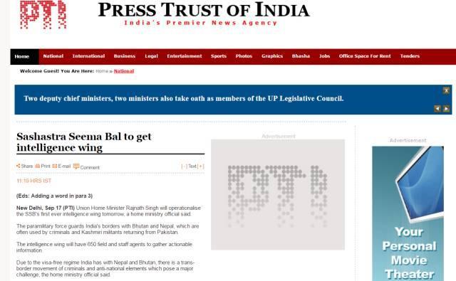 媒体:印度突然向边境增兵,它想干什么?