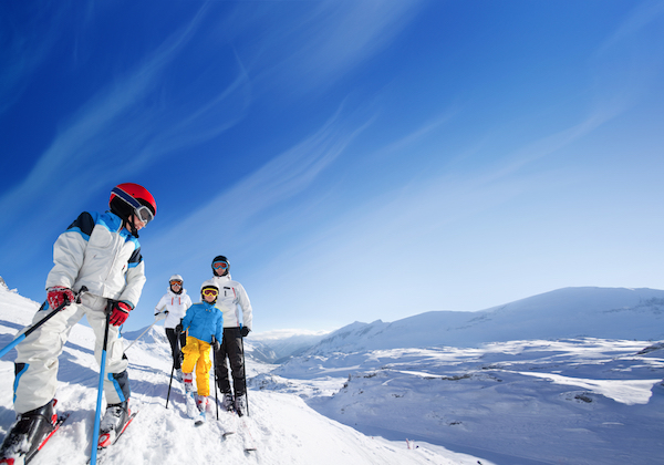盘点全球最好滑雪场