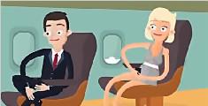 飞机上可以玩手机啦?