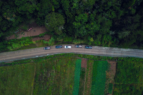 哈弗M6的色彩之旅——玩转网红涂鸦村金满坑