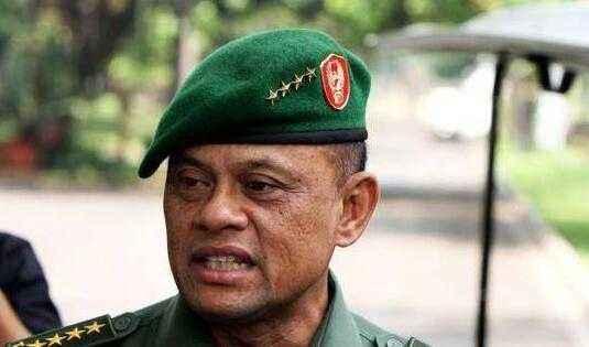 警惕!印尼国民军总司令强令军人看反共纪录片