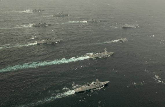 日美印要合建港口牵制中国?专家:假想敌思维