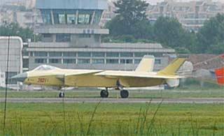 2021号歼20战斗机首飞成功