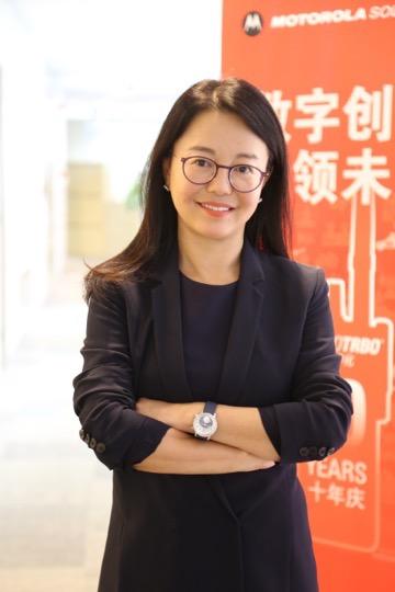 摩托罗拉系统正式任命:富莉莉为中国区总裁