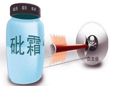 中国研究成果登国际期刊:砒霜有望治疗慢性白血病
