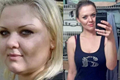 124公斤胖妹怒减体重后秒变女神