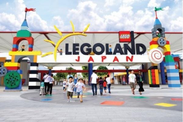日本乐高乐园加大力度吸引中国游客 入园人数突破100万