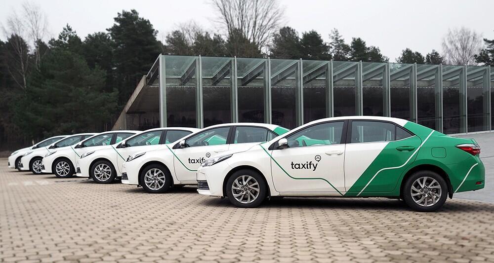 滴滴联手欧洲打车软件进军巴黎 与优步展开竞争
