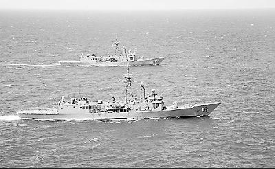 澳大利亚海军精锐尽出来南海,吓唬人还是争宠?