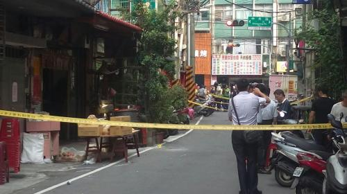 台湾新北市枪击案枪手带枪投案 弹匣留有3发子弹