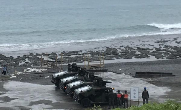 台军3枚导弹发射即落海 军方回复:近年最佳命中率