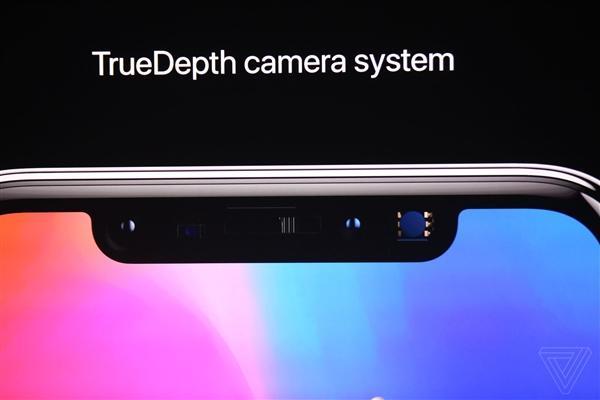 屏下指纹无望!苹果称iPhone或普及Face ID
