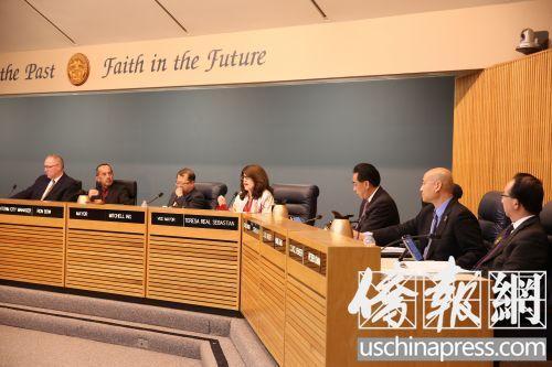 美媒:美国蒙特利公园市产生诸多华裔政治明星