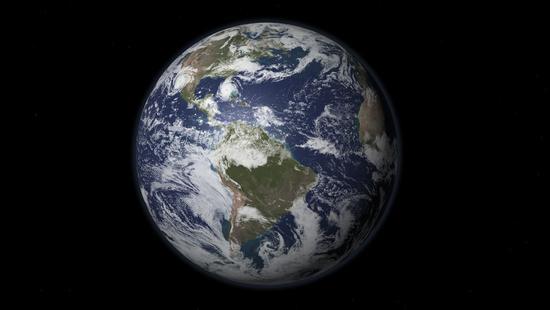 别总想逃离地球殖民火星 保护地球才是迫切的