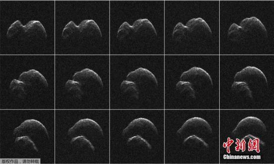 一颗小行星正飞来 下个月将与地球擦肩而过