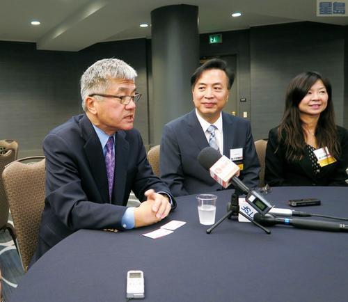 美国前驻华大使骆家辉:盼华裔参与公共事务