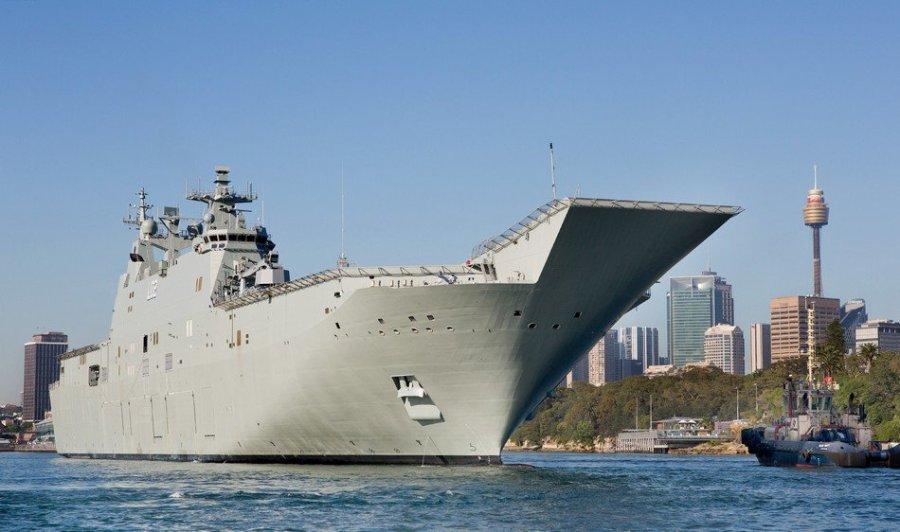 赵小卓:澳大利亚军舰进南海须悠着点 别蹚浑水