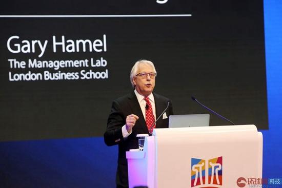 伦敦商学院教授:复制海尔模式要带其DNA才行