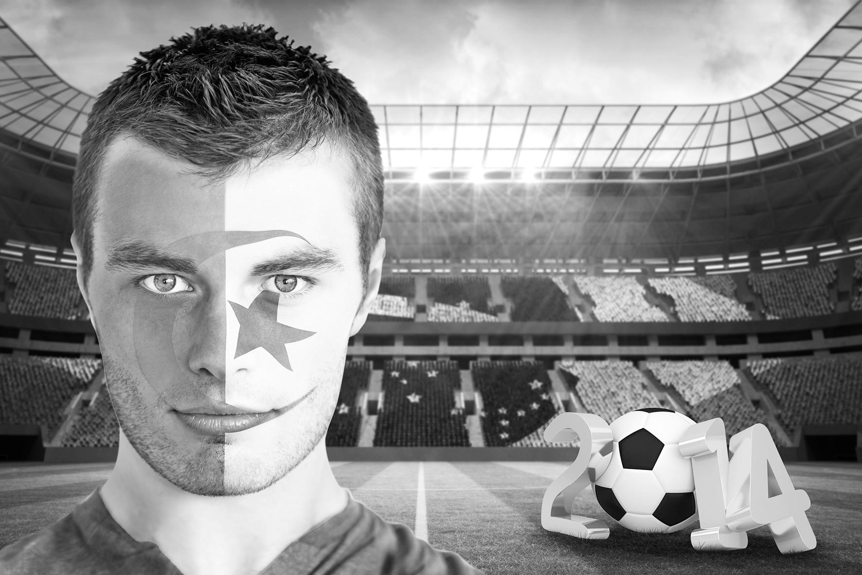 阿尔及利亚 食物+足球=生活