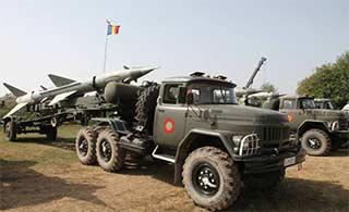 """罗马尼亚仍在使用""""古董级""""导弹"""