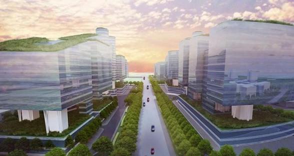 世界十大数据中心公布 中国项目占地居世界第三