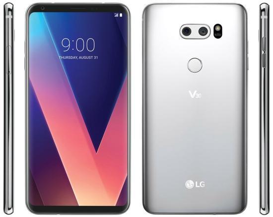 LG V30在韩正式开售 正面叫板三星Galaxy Note8