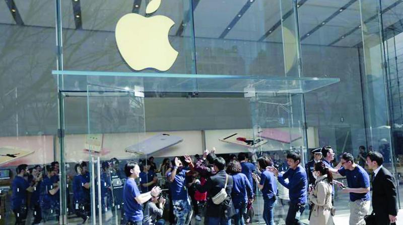 同是全球最大电信市场 苹果对中印政策为何不同?