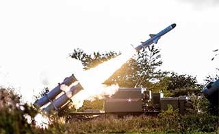 俄罗斯试射岸基反舰导弹